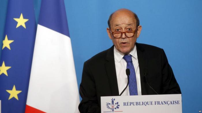 Fransa Suriyadan çəkilmə şərtini açıqladı