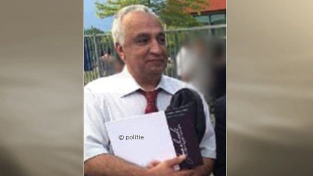 """إيران استأجرت """"رجل عصابات"""" لاغتيال المعارض كولاهي في هولندا"""