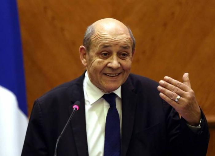 Le chef de la diplomatie française rencontre les dirigeants irakiens à Bagdad