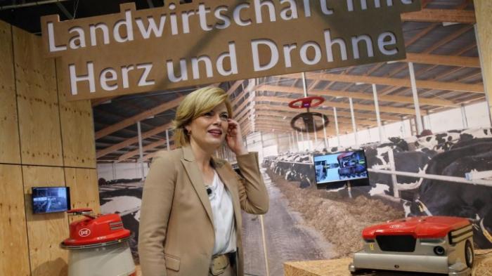 Berlin  -Internationale Grüne Woche eröffnet