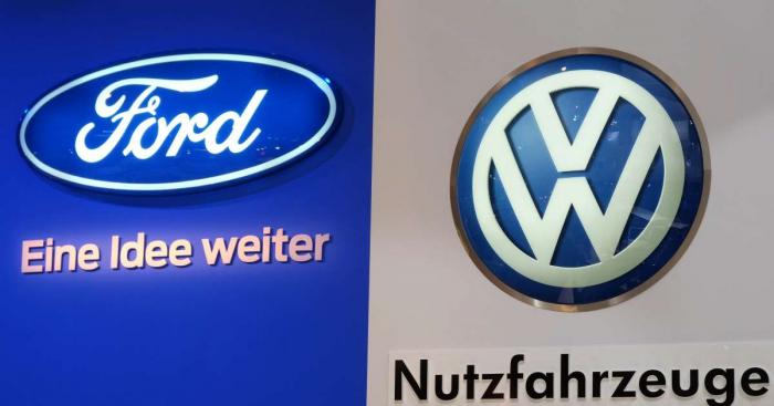 Volkswagen et Ford vont construire des fourgons et pickups ensemble