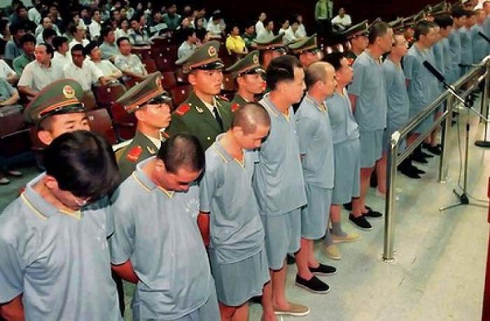 Ötən il Çində 621 min nəfər korrupsiyada ittiham olunub