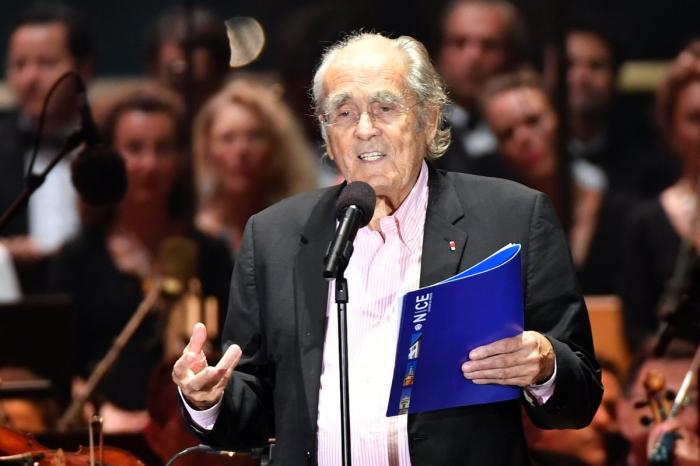 Le célèbre compositeur Michel Legrand est mort