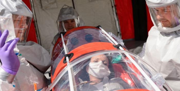 Ebola virusuna qarşı vaksin tapıldı