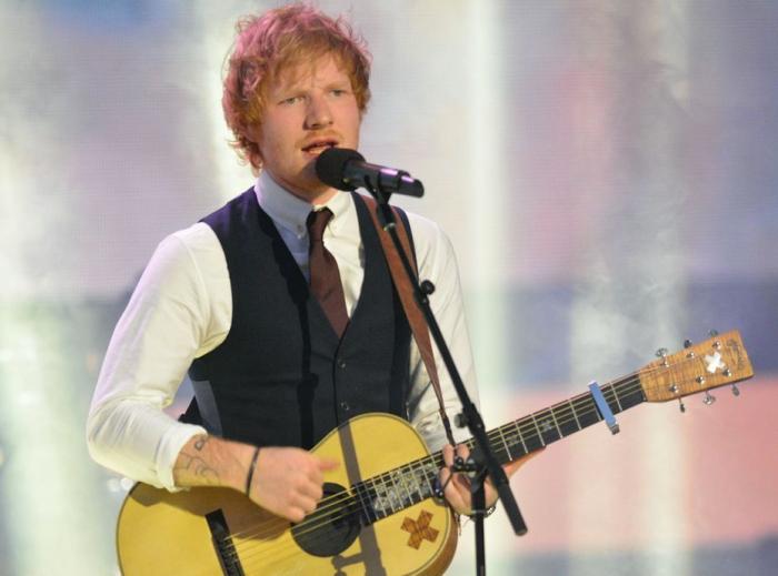 Musique: Ed Sheeran poursuivi pour plagiat