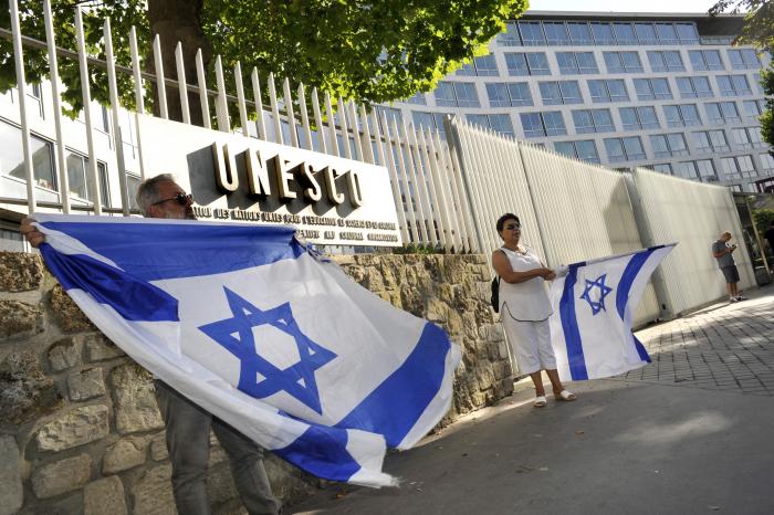 İsrail də YUNESKO-dan ayrıldı