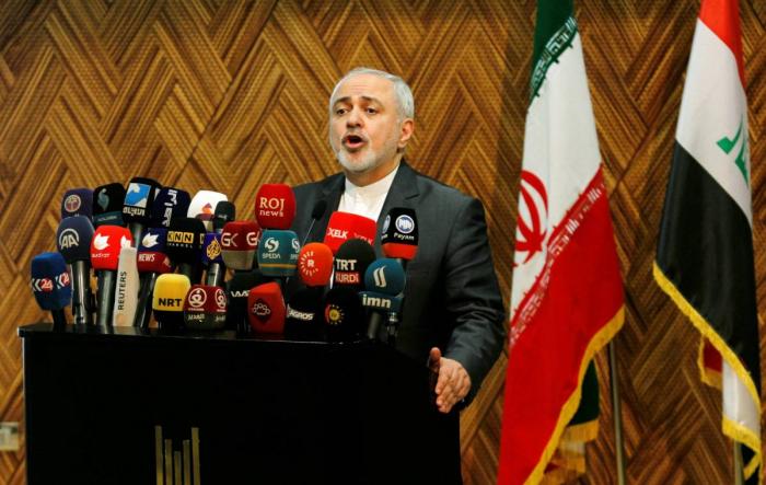 Reconstruction en Irak: devant les paramilitaires chiites, Zarif réclame la part de l