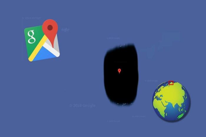 Une île disparaît mystérieusement de Google Maps