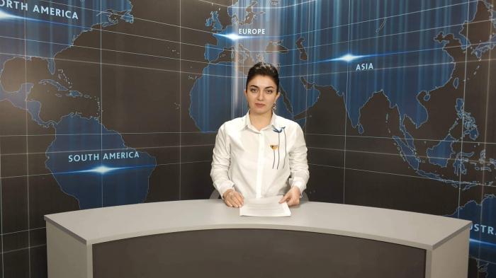 AzVision TV publica nueva edición de noticias en inglés para el 11 de enero-  Video