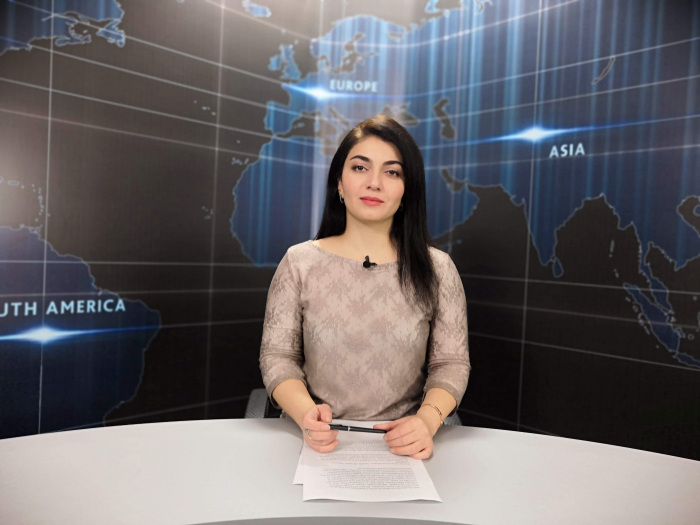 AzVision TV publica nueva edición de noticias en inglés para el 21 de enero-  Video
