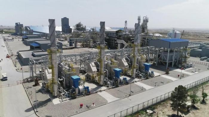 SOCAR carbamide plant helps increase Azerbaijan's high-tech export