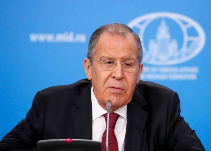 """La Russie prête à travailler pour """"sauver"""" le traité nucléaire INF, selon Lavrov"""