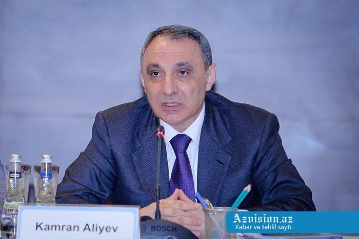 Kamran Aliyev:  «17 fonctionnaires ont été démis de leurs fonctions pour corruption»