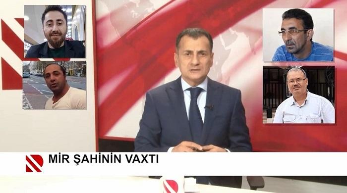 """Mir Şahinin mitinqi şərhi: """"Əli Kərimli müxalifətdə çevriliş etdi"""" – VİDEO"""