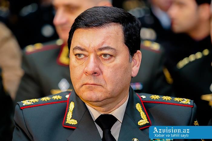 Le chef d'état-major des armées azerbaïdjanaises en visite en Belgique