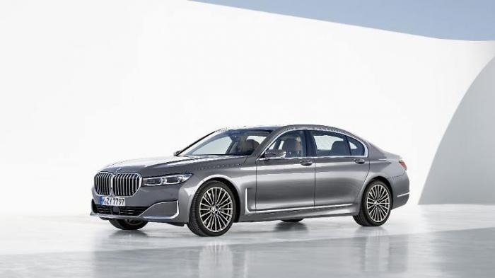 Neuer BMW 7er - mit Vollkraft gegen die S-Klasse