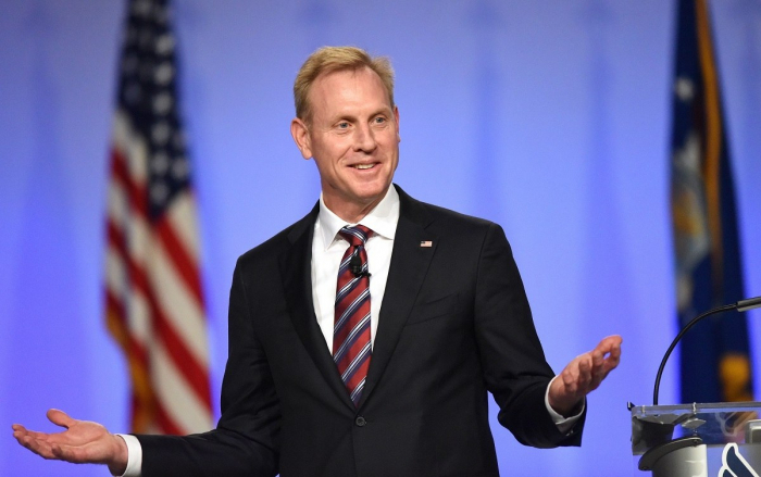 Patrick Shanahan takes over Pentagon as acting chief