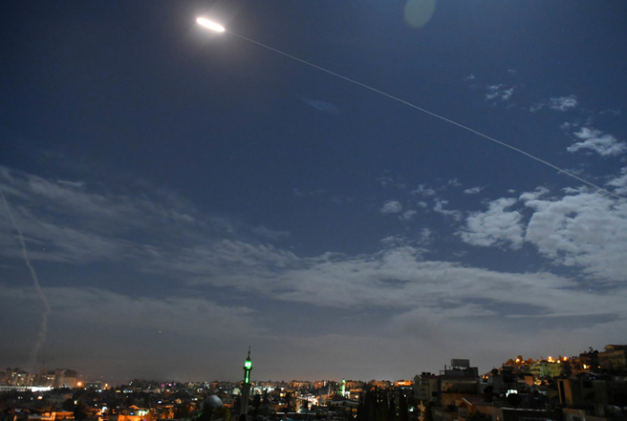 Syrie:   21 morts, en majorité iraniens,   dans les raids israéliens