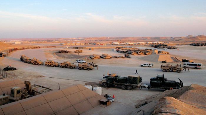 ABŞ Suriyadakı qoşunlarını İraq Kürdüstanına yerləşdirir