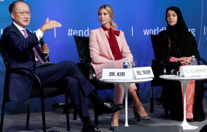 Trampın qızı Dünya Bankına sədrlik edəcək