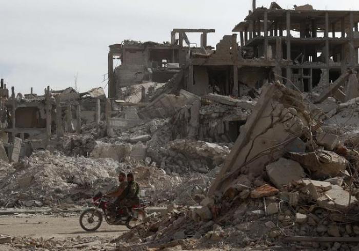 Syrie: environ 5.000 personnes ont quitté l