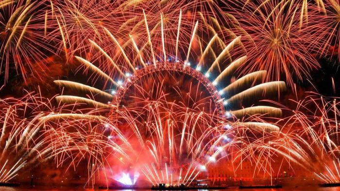 New Year 2019 celebrations around the world-  PHOTOS