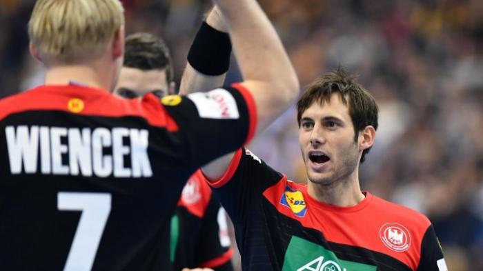 Deutsche Handballer wollen bei Heim-WM gegen Brasilien nachlegen