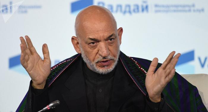 El expresidente afgano destaca la necesidad del diálogo de paz con talibanes