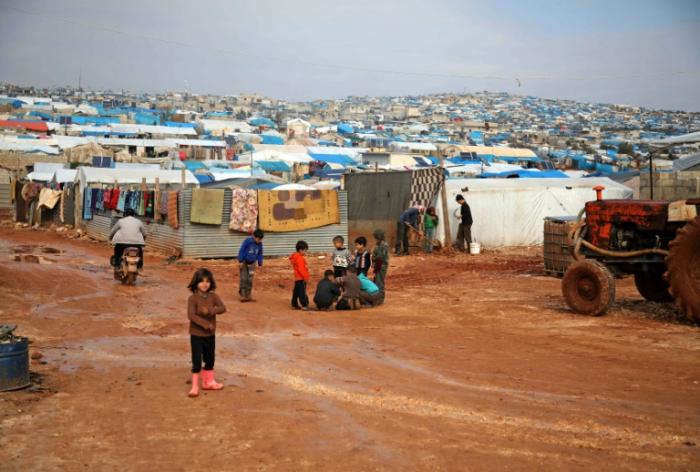 Syrie:   15 enfants déplacés sont morts en raison du froid hivernal (ONU)
