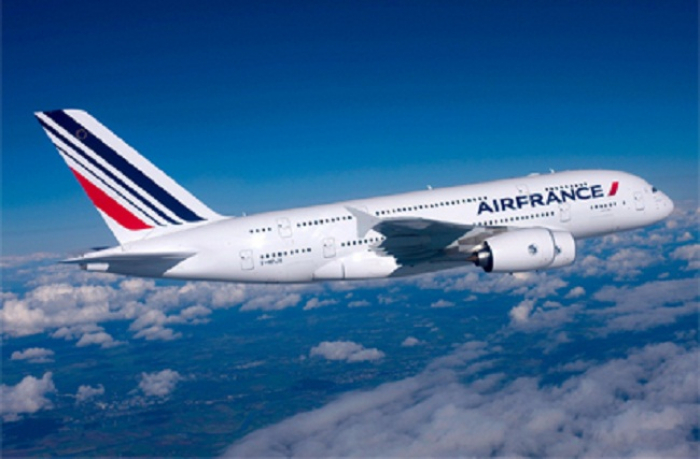 Air France suspends Saudi flights