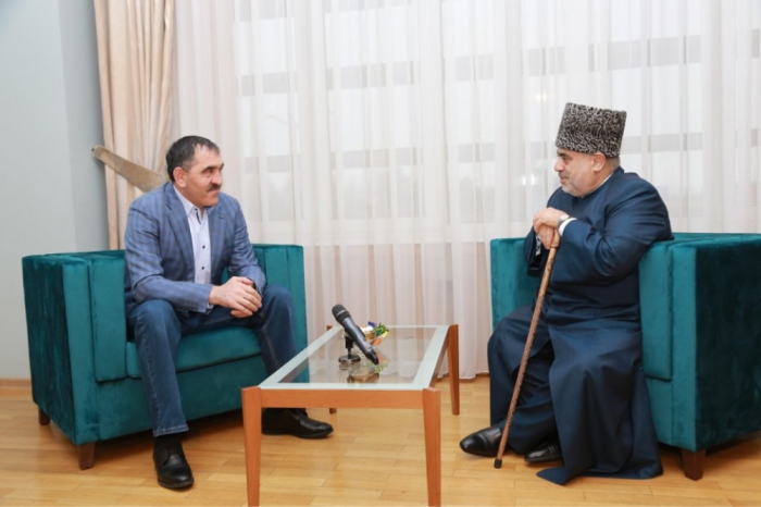Azerbaijan, Ingushetia discuss how to develop religious and spiritual relations