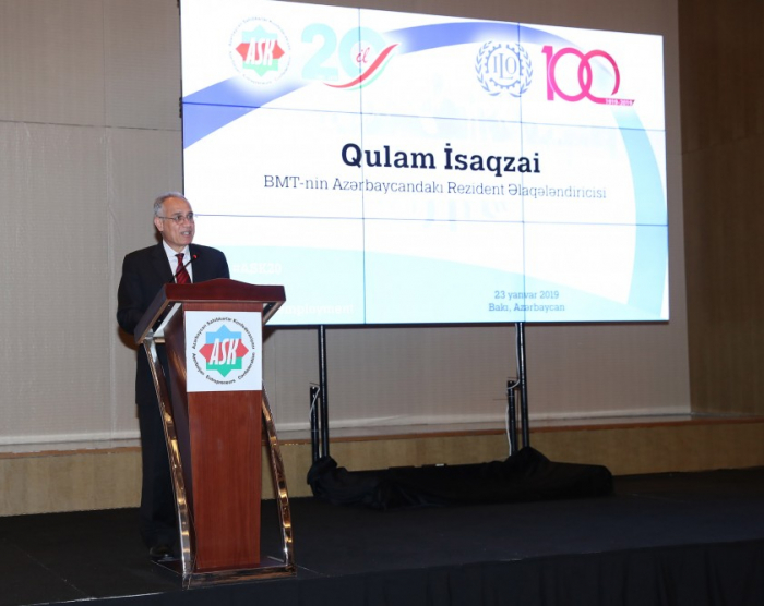 'UN to launch a new project on employment of people with disabilities in Azerbaijan'