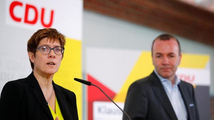 CDU wählt CSU-Politiker zum Spitzenkandidaten