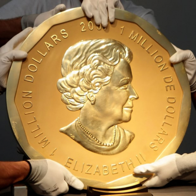Four men to go on trial for giant gold coin heist from Berlin museum