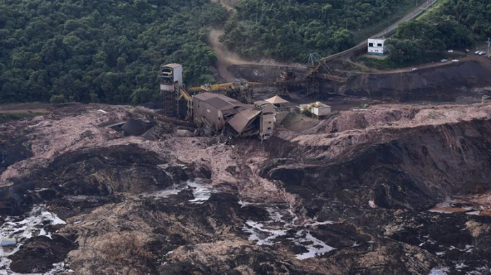 Death toll in Brazil dam collapse   rises to 60; 292 missing