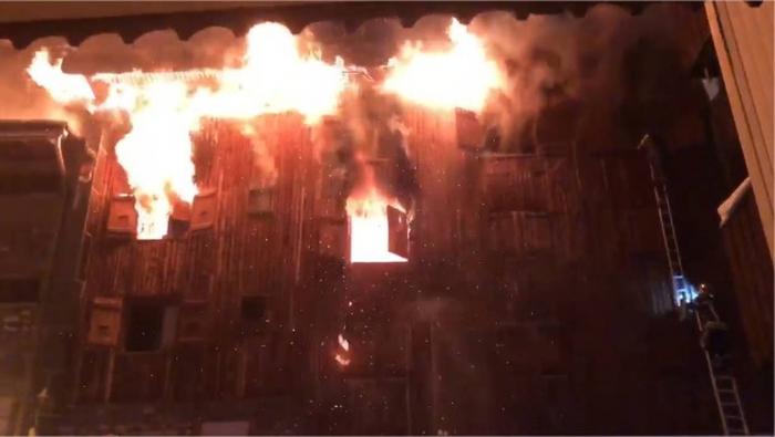 France: deux morts dans un incendie à Courchevel