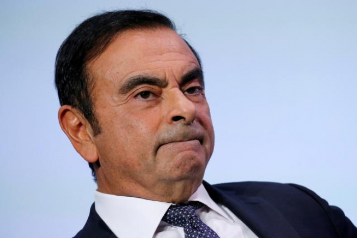 Nissan cancels lease on Ghosn