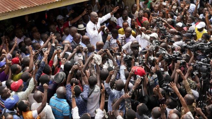 Oppositionskandidat Fayulu ficht Abstimmungsergebnis an