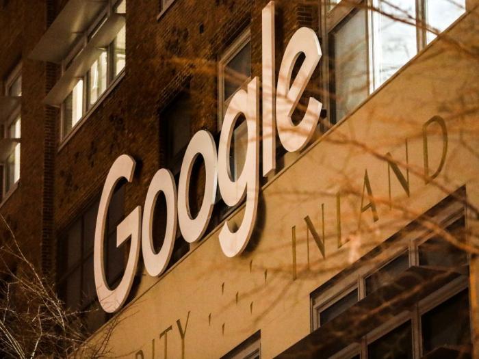 Google a déplacé près de 20 milliards d