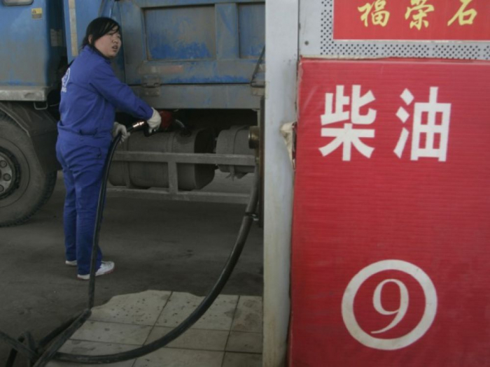 La Chine déclare la guerre aux camions au diesel
