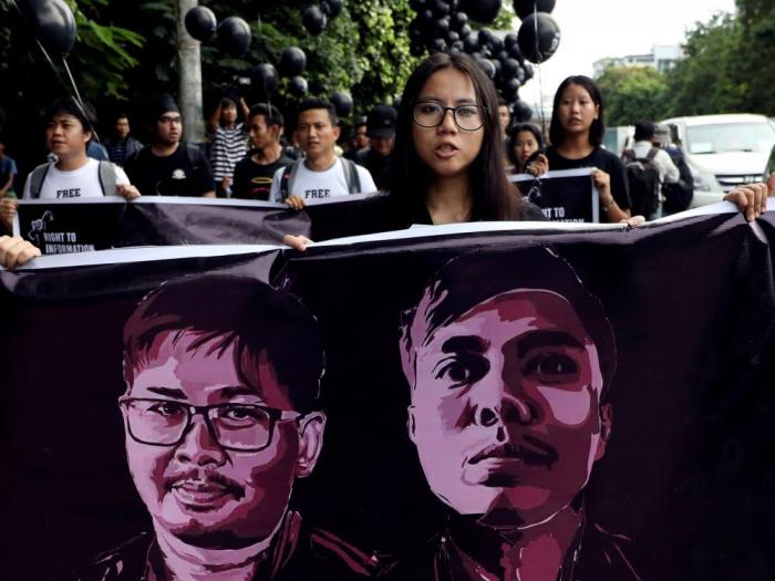 Birmanie: rejet de l