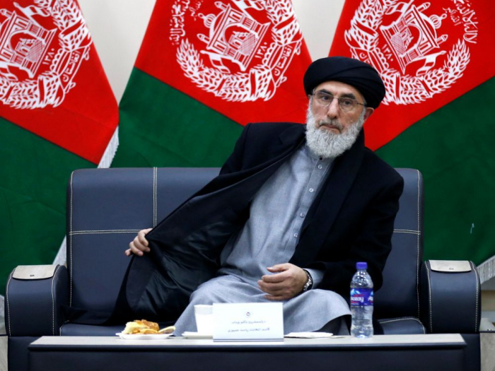 Hekmatyar candidat à présidentielle de juillet en Afghanistan
