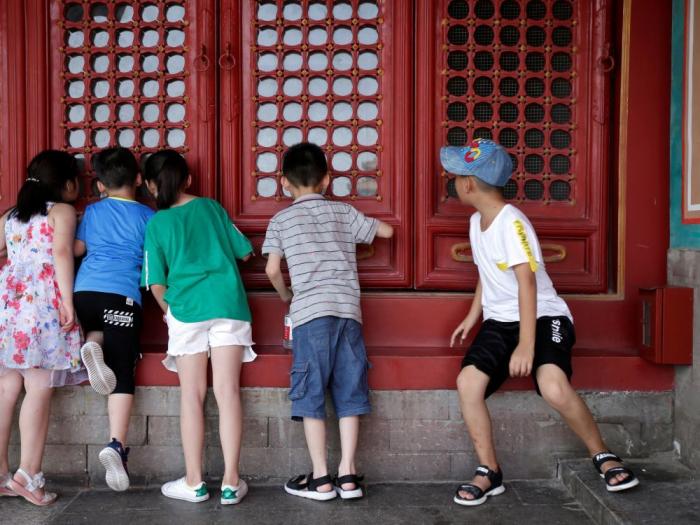 La Chine a connu en 2018 son plus faible taux de natalité depuis 1949