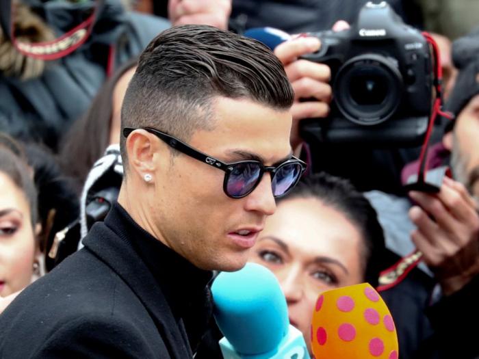 Ronaldo solde son contentieux avec le fisc pour 18,8 millions d