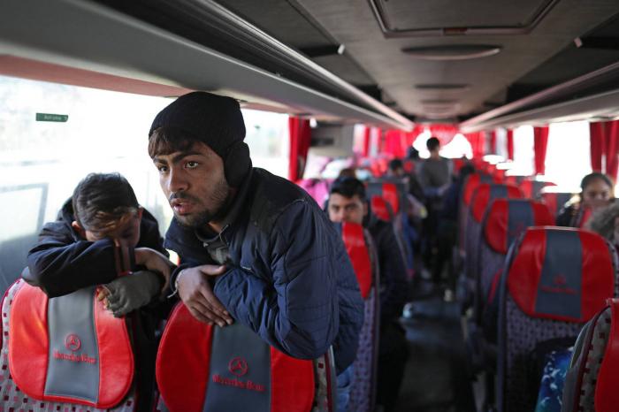 La crisis económica en Turquía mueve a los refugiados a regresar a Siria