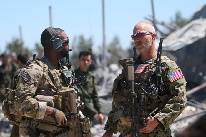 Militares de EEUU no cobran por primera vez en la historia del país