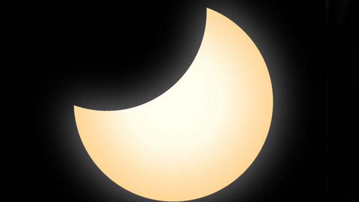 VIDEO  : El primer eclipse solar parcial del año se produce en Japón