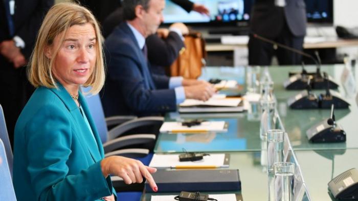 Mogherini für neue Partnerschaft mit Afrika