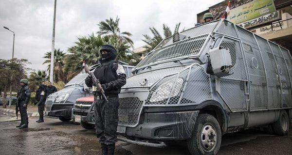 Egypte:   la police tue six jihadistes présumés lors d