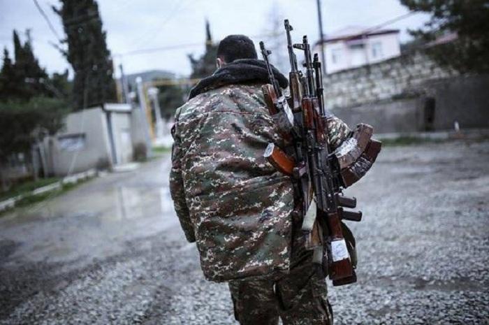 Ermənistan ordusunda fərarilik halları artır